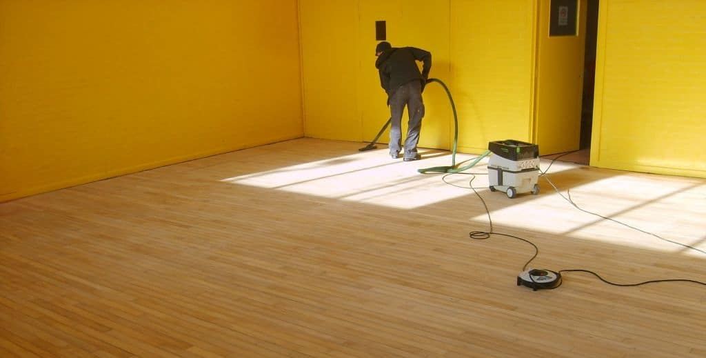 How to Clean Up After Floor Sanding