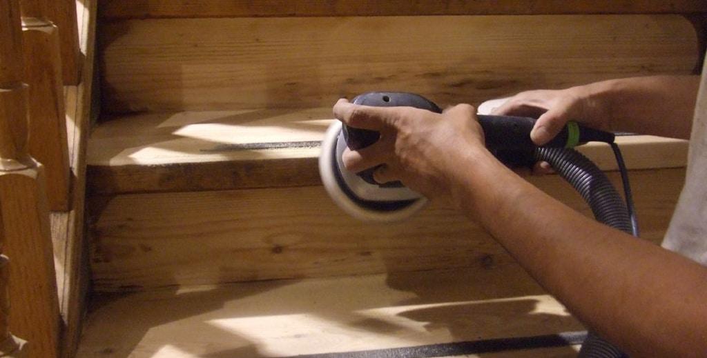 Wood Floor Sander Types
