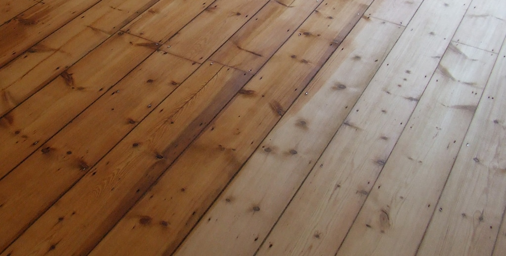 How Do You Refinish Hardwood Floors Without Sanding?