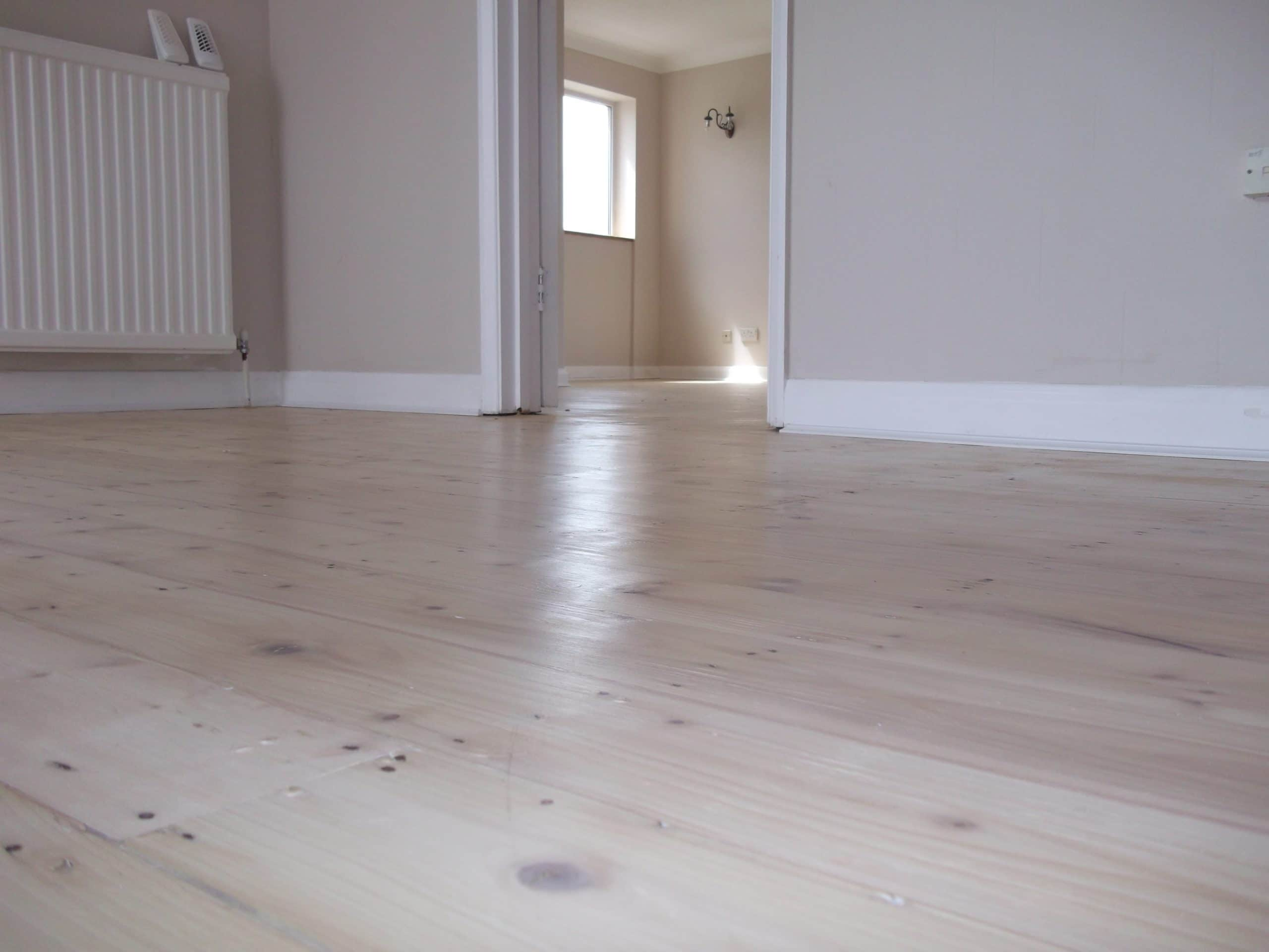 Stripping and Varnishing your way to Perfect Hardwood Floors