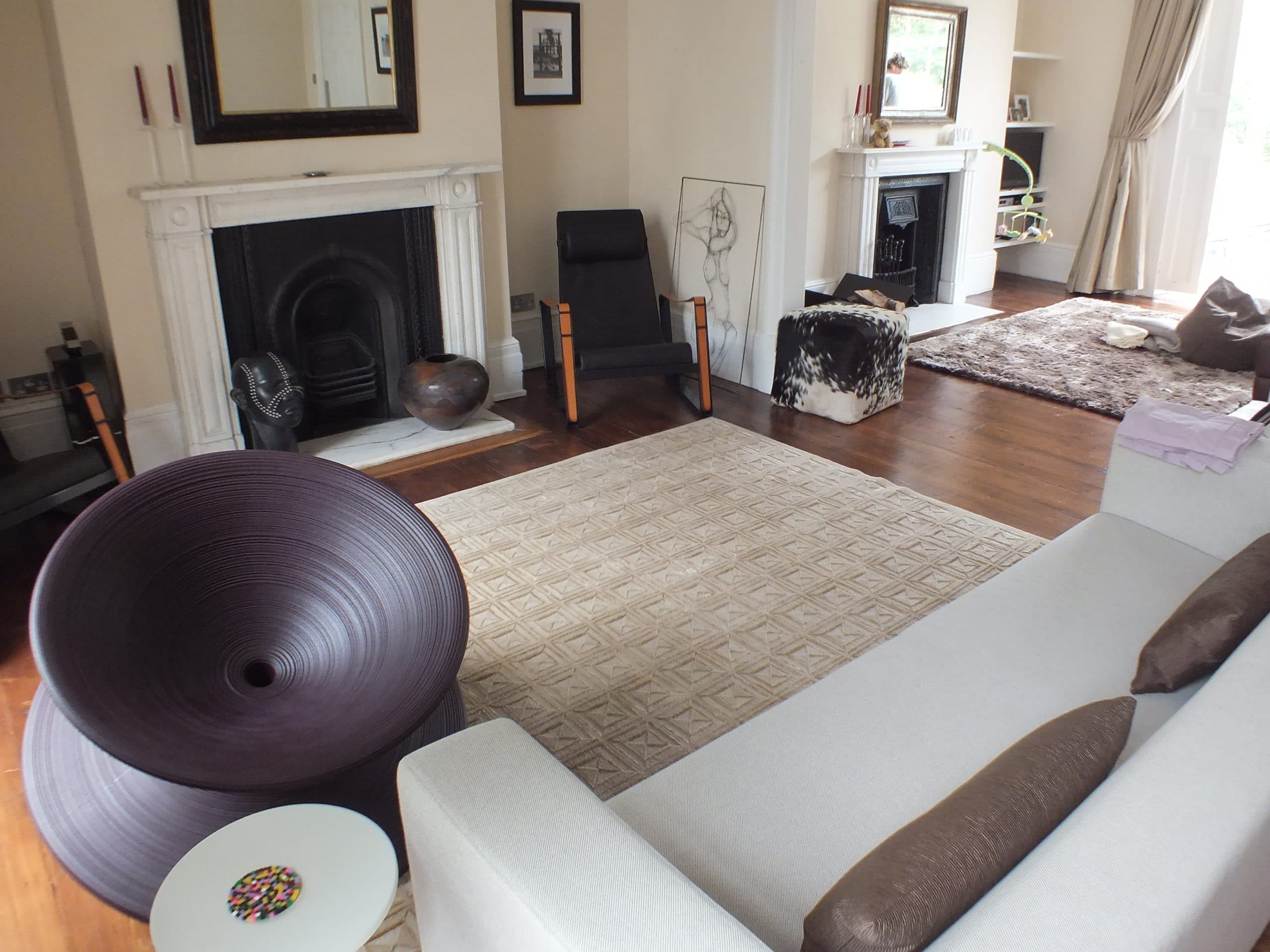Are your Hardwood Floors ready for the Relentless, London Winter?